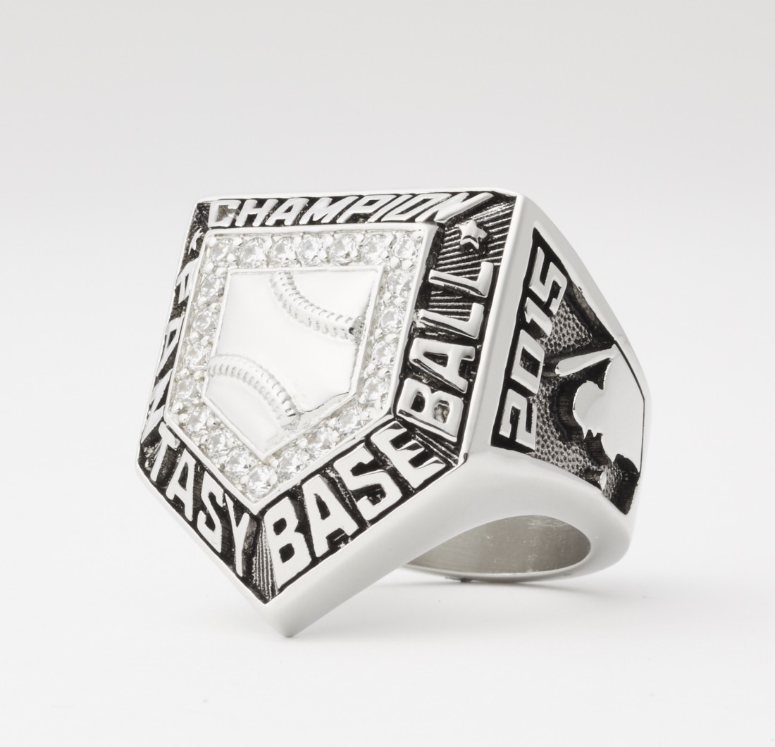 Fantasy Baseball Championship Dynasty Rings