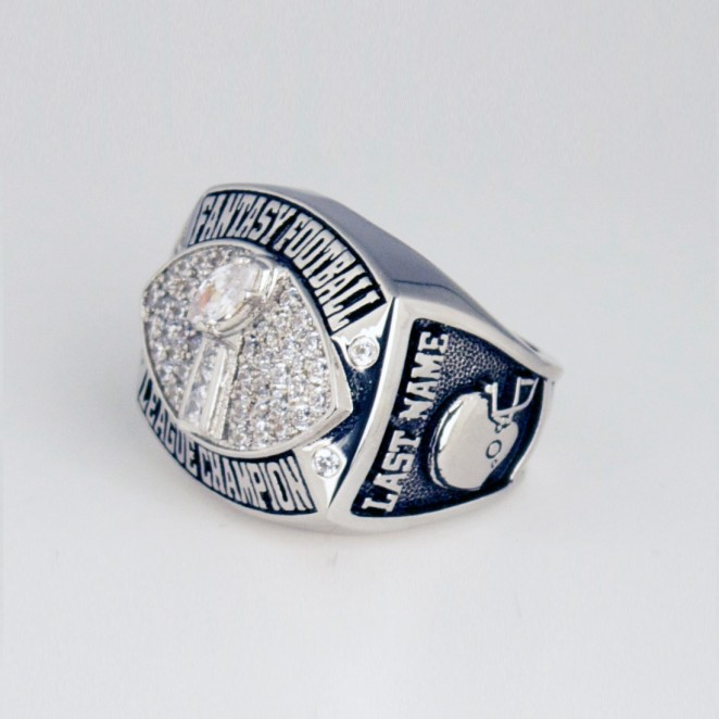 Fantasy Football Championship Ring - Right 2
